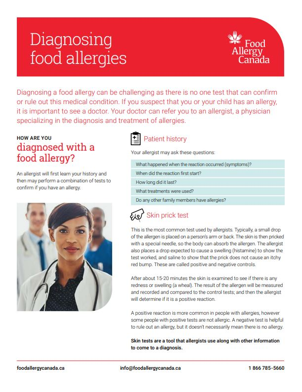 Diagnosing-food-allergies