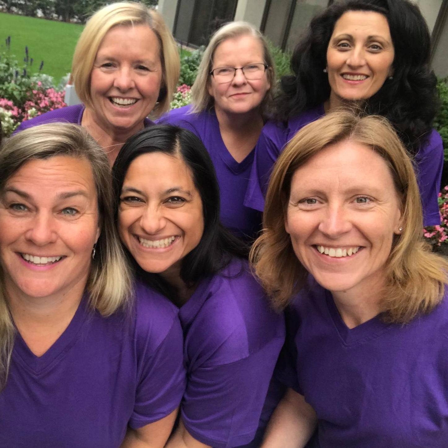 Food Allergy Canada team smiling for a photo.