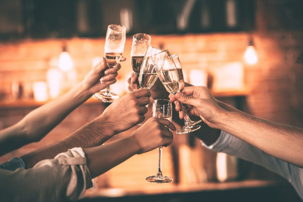 A Toast to a New Year: My 2017 Food Allergy Advances