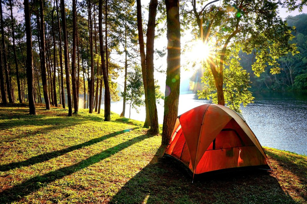 Hiking and Camping with Tree Nut Allergies