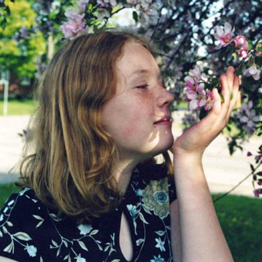 Sabrina Shannon, young Ontario girl who passed away in 2003 due to an anaphylactic reaction